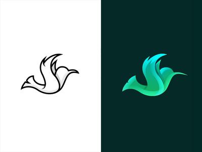 Humming Fish - Logo Mark