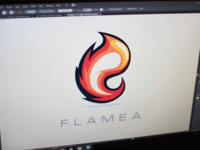 Flamea - Logo Mark