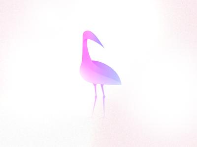 Wind Animal - White Ibis
