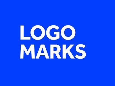 LOGO COLLECTION 01 anatomy skeleton logos design gif animation animated collection marks logo