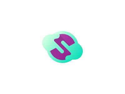 StreamKar Logo Concept 5 indego green broadcasting finger hand s branding concept logo streamkar