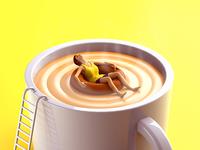 Coffee Break - Daily 3D