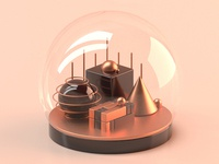 Metropolis - Daily 3D
