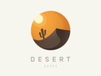 Logo Mark - Desert Expos