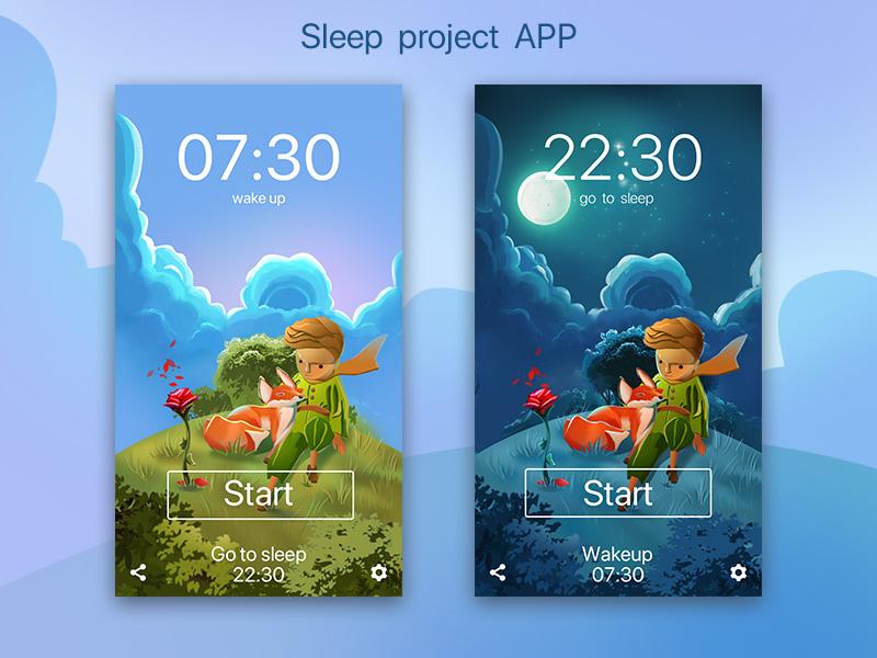 Le Petit Princes Theme Wallpaper By Arnoldli On Dribbble
