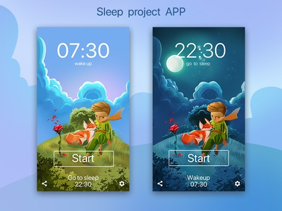 Le Petit Prince's theme wallpaper