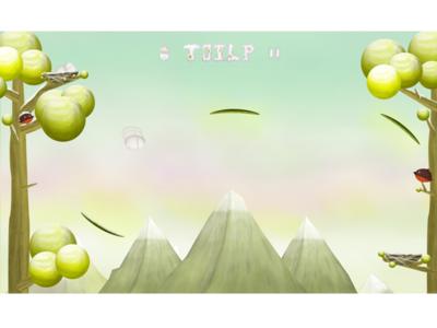 Tjilp game interface