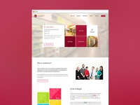 Ulvenhout Retail Invest group - Webdesign