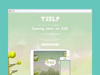 Tjilp The Game (website)