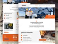 Webdesign construction company