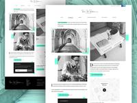 Interior architect webdesign