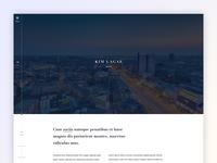 Lawyer office - website