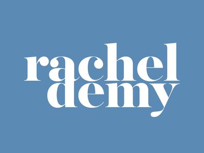Rachel Demy Logo