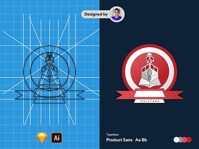 Redesigning the School Logo invision ui vector sketch branding dribbble design logo illustration behance