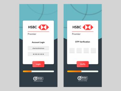 HSBC Premier Mobile App