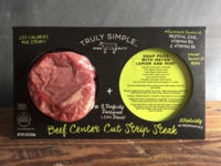 Truly Simple™ Steaks
