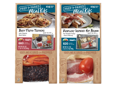 Prep+Pared Meal Kits