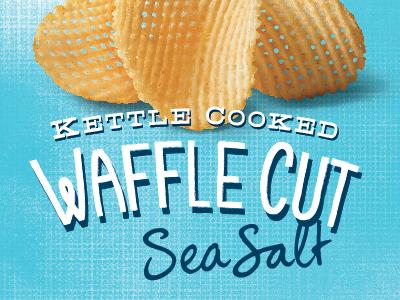 Waffle Cut Chips