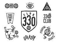 330 Club Brand Sheet