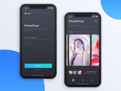 Photopixer - 2 ui photo