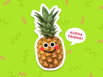 Pineapple Buddy!