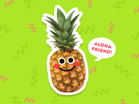 Pineapple Buddy!