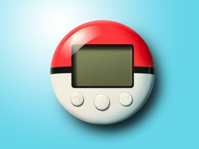 PokeWalker lighting vector pokemon pokewalker photoshop icon