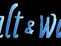 Salt & Water Lettering