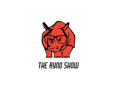 The Ryno Show logotype