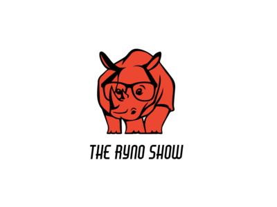 The Ryno Show logotype