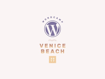 Conference Design Kit wordcamp beach venice