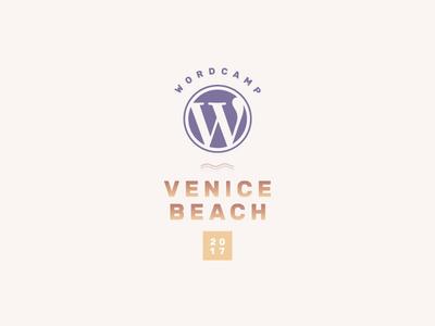 Conference Design Kit wordcamp beach venice