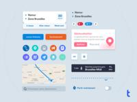 Train App - Design System