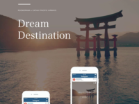 Cathay Pacific Dream Destination 01