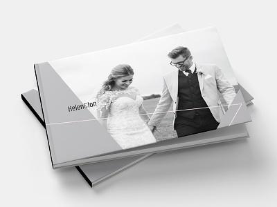 Wedding album mockup 01a