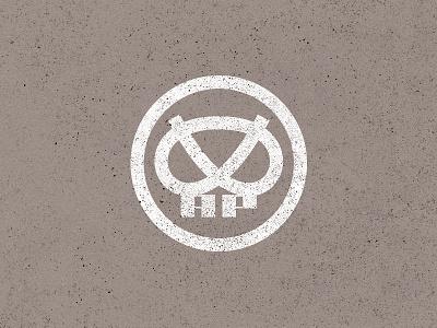 Above Park MTB logo design mountain bike noise rough design knot mtb bike staffordshire skull logo ap