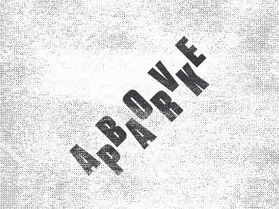 Above Park MTB park above mtb mountain bike tyre design logo