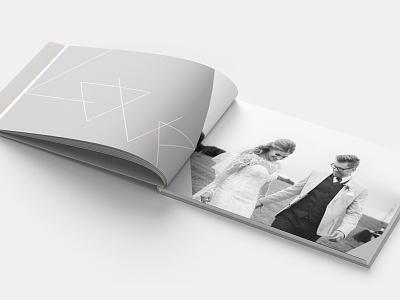 Wedding Album Centrefold wedding album album type love centrefold hardback mockup geometric design layout wedding