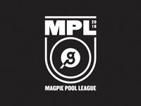 Magpie Pool League Crest