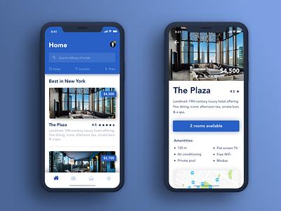 Booking App UI booking app ui design travel app design