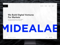 Home Page For Midealab Website