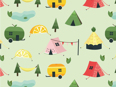 Fruity Camping #2