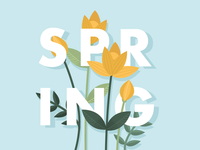 Springing into action!