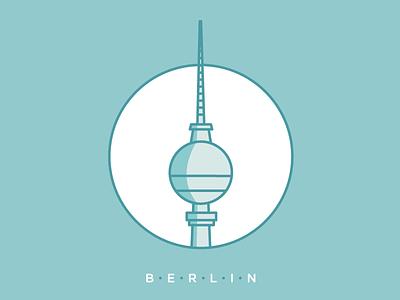 Berlin tower tv city tvtower fernsehturm germany berlin