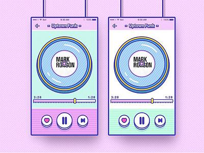 pink player music app