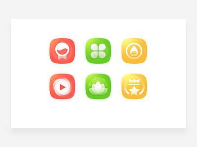 Icons!! gradual