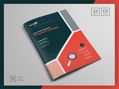 Seo Proposal Template By Layout Design Ltd - Dribbble