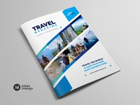 Travel Guide Brochure / Magazine / Lookbook