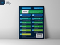 Infographic Style Flyer Design