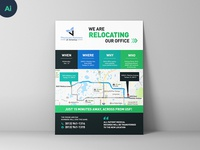 Relocating Flyer Design